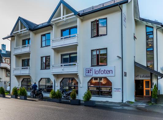 Fast Hotels Lofoten