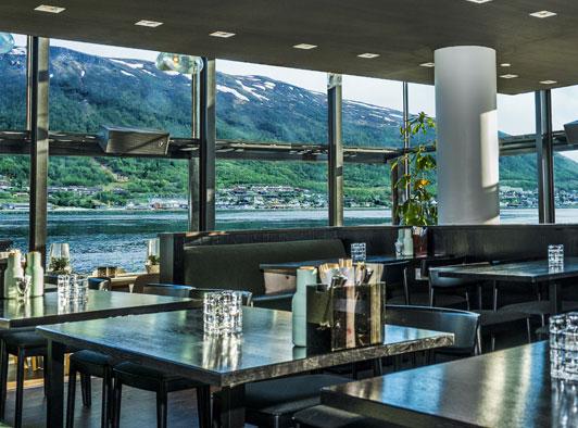Du Verden Tromsø - Restaurant