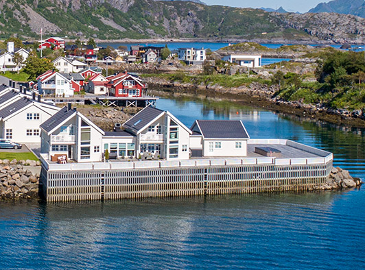 Svolvær Havn - Residence